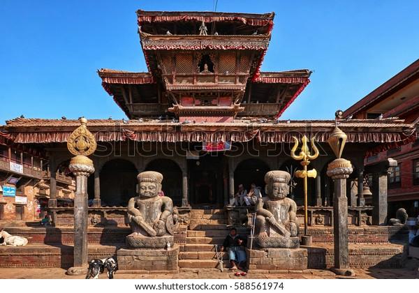 Dattatraya Temple of Bhaktapur