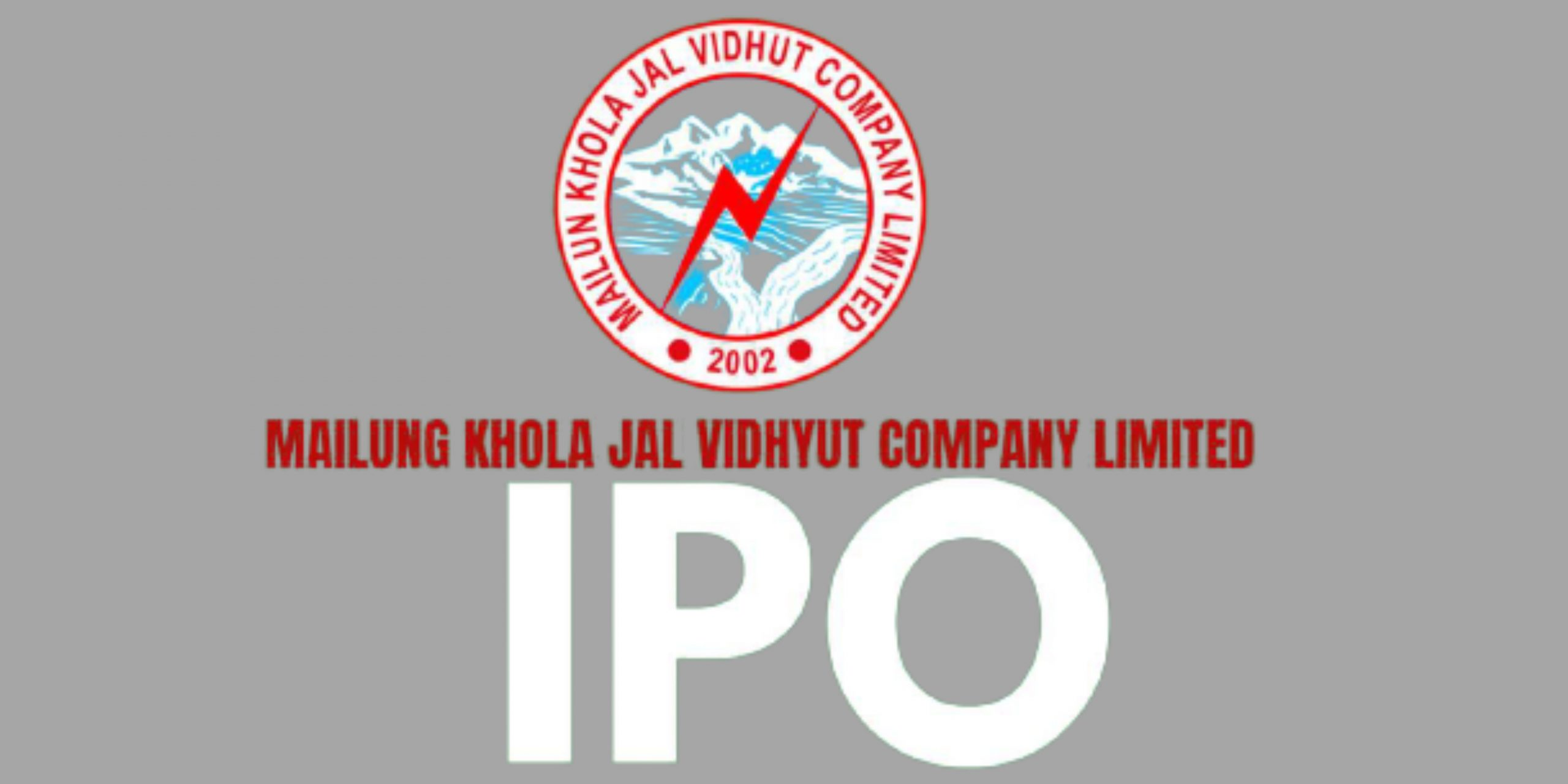 Mailung Khola Javidhyut Company Limited IPO