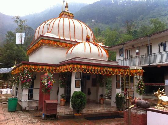 doleshor old temple bhaktapur