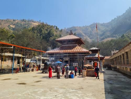 doleshwor mahadev temple