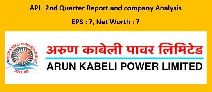 Arun Kabeli Power Limited