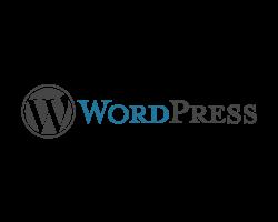 WordPress-logo-wordmark